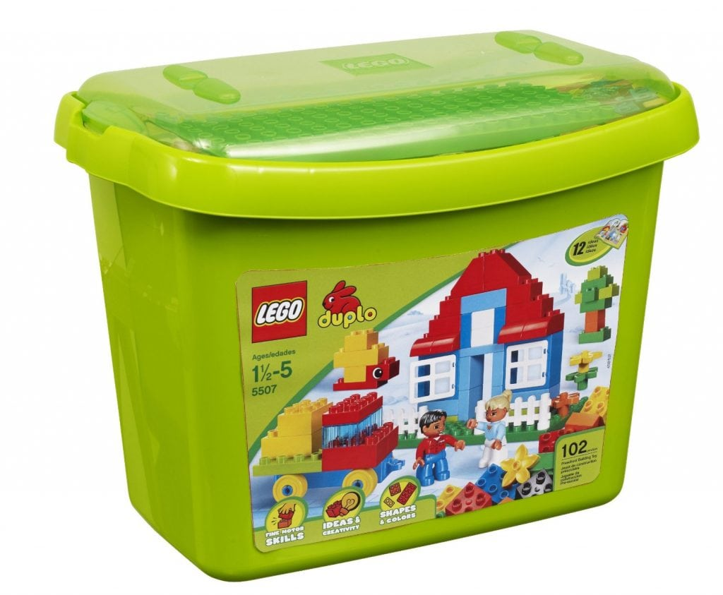 LEGO DUPLO Bricks & More Deluxe Brick Box 5507