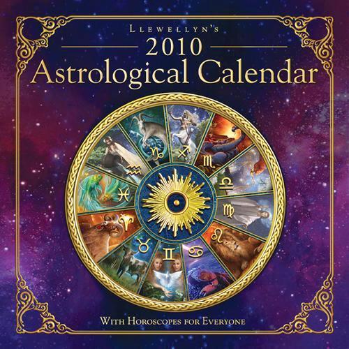 llewellyns 2010 calendar
