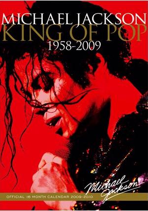 Michael Jackson 2010 Calendar