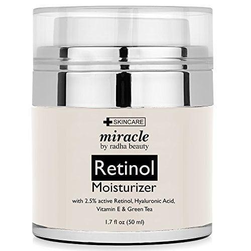 Miracle Retinol Moisturizer