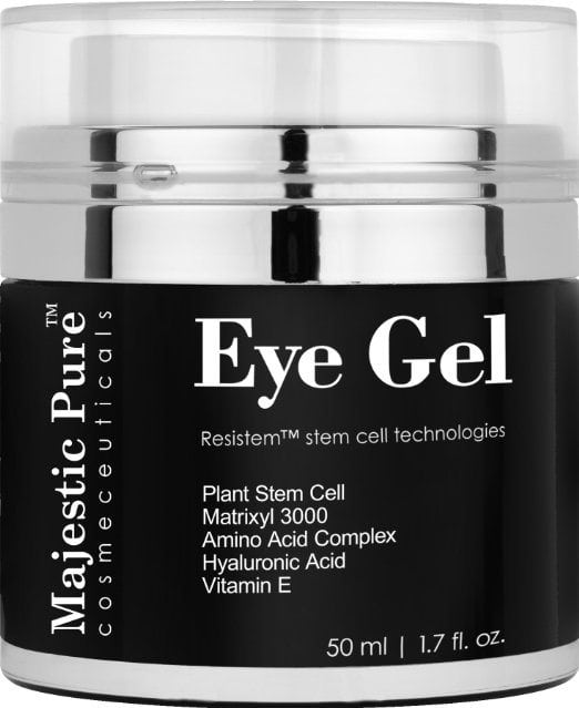Majestic Pure Anti Aging and Skin Firming Eye Gel