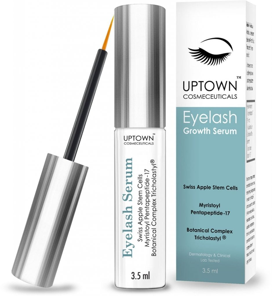 Uptown Cosmeceuticals Stem cell Lash Growth Serum