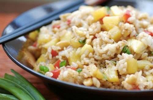 Fruit Fried Rice
